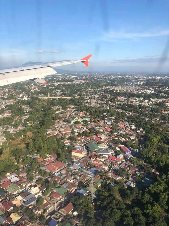 フィリピンに到着